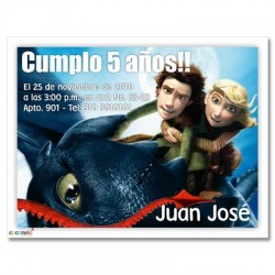 c0130 - Birthday invitations