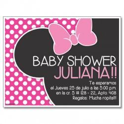 b0062 - Invitaciones - Baby shower