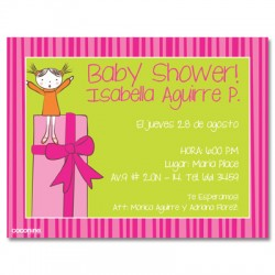 s0002 - Baby shower Invitation