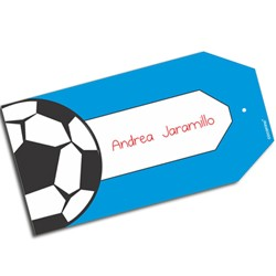 T0019 - Tags - Fútbol.