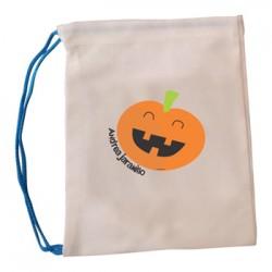 bl0044 - Bolsas de lona - multiproposito - Halloween