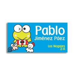 ea0005 - Self-adhesive labels - Keroppi