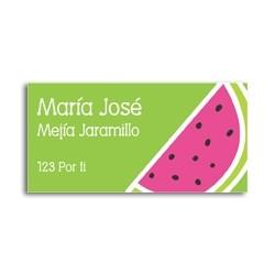 ea0070 - Self-adhesive labels - Watermelon