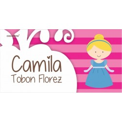 ea0103 - Self-adhesive labels - Cinderella