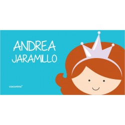 ea0108 - Self-adhesive labels - Princess