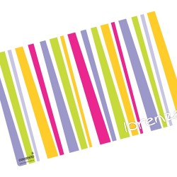 i0004 - Placemat - Stripes
