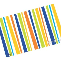 i0005 - Placemat - Stripes