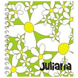 lb0005 - Libretas - Flores.
