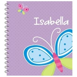 lb0039 - Notebooks - Butterflies