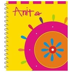 lb0047 - Notebooks - Flower