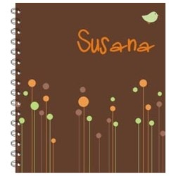 lb0049 - Notebooks - Flowers