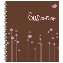 lb0050 - Notebooks - Flowers