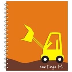 lb0054 - Notebooks - Bulldozer