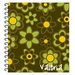 lb0062 - Notebooks - Flowers