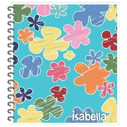 lb0064 - Notebooks - Flowers