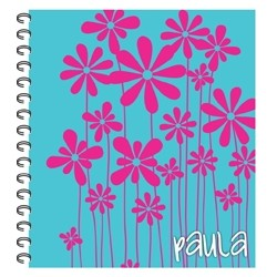 lb0069 - Notebooks - Flowers