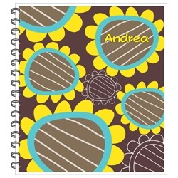 lb0083 - Notebooks - Flowers