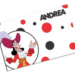 i0099 - Paper Placemat - Peter Pan