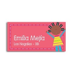 ea0048R - Self-adhesive labels - Kids