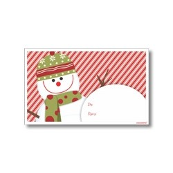 Hombre de nieve
