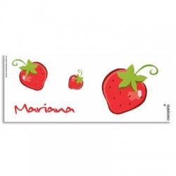 TZ0026 - Mugs - Strawberries