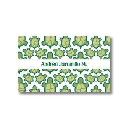 Label cards - turtles