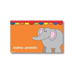 p1005 - Tarjetas de presentación - Elefante