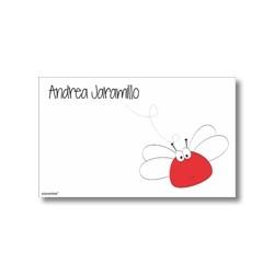 p2002 - Tarjetas de presentación -  Mariquita