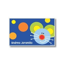 Label cards - mouse