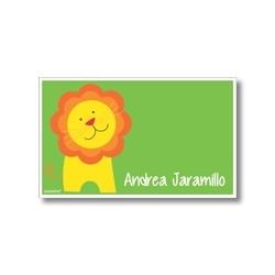 p5205 verde - Tarjetas de presentación - León