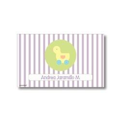 p6702 - Tarjetas de presentación - Pato