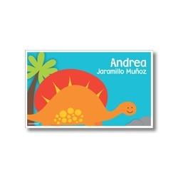 Label cards - dog