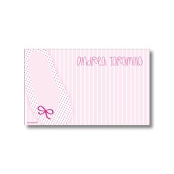 p8601 - Tarjetas de presentación - Ballet