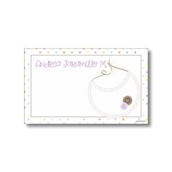 p8610 - Tarjetas de presentación - Bebe