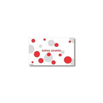 p0005 - Tarjetas de presentación - Pepas