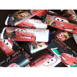 Forro chocolates x4 unid