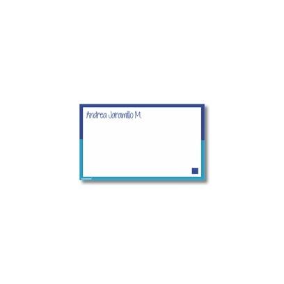 p0607 - Tarjetas de presentación - Figuras
