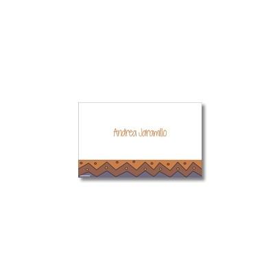 p0810 - Tarjetas de presentación - Figuras