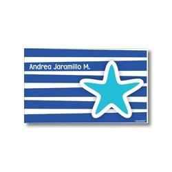 p3208  - Tarjetas de presentación - Estrellas