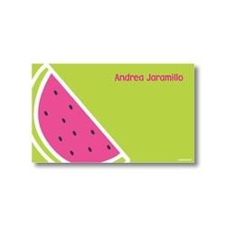 p3502 - Tarjetas de presentación - Sandia