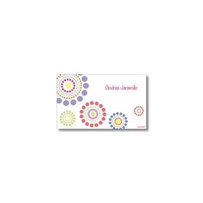 p5209 - Tarjetas de presentación - Pepas