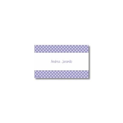 p0106 - Tarjetas de presentación - Flores