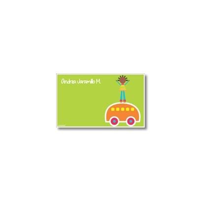 p3002 - Tarjetas de presentación - Carros