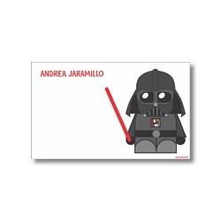 p8807 - Tarjetas de presentación - Star Wars