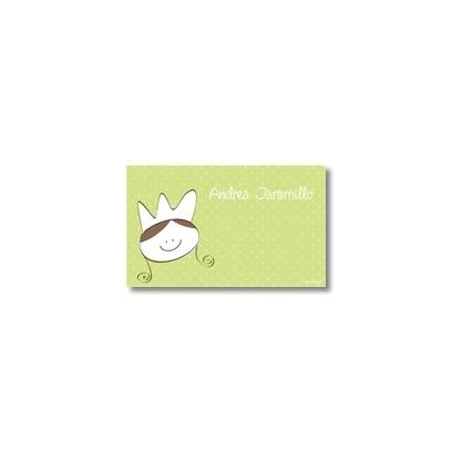 Label cards - princess