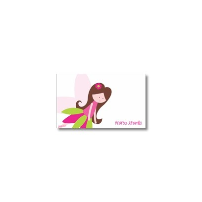 Label cards - Fairies