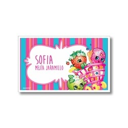 Label cards - Peppa Pig