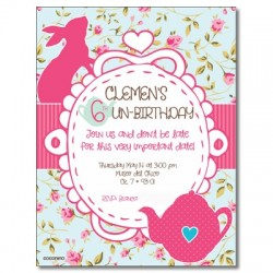 c0304 - Birthday invitations - SpiderGirl