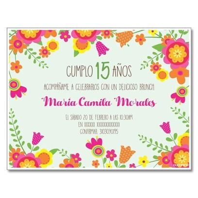 c0311 - Birthday invitations - Barbie Fashion