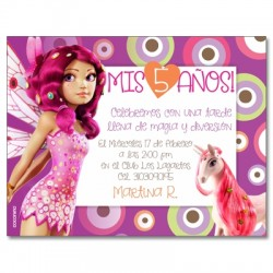 c0341 - Birthday invitations - Cars